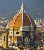 The Duomo of Florence Italy